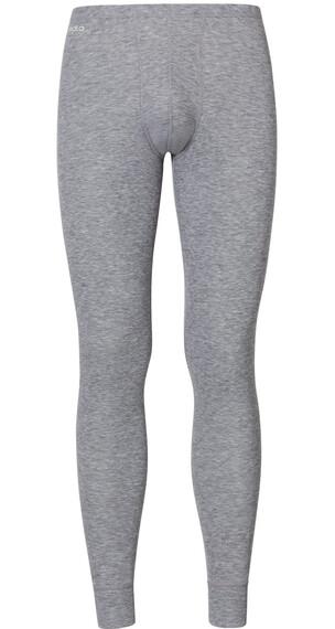 Odlo Men Pants long WARM grey melange